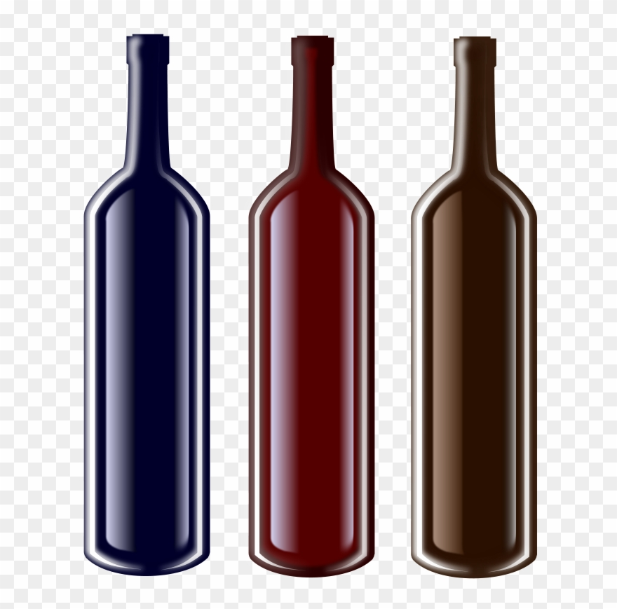 Botellas de vidrio clipart image freeuse Red Wine White Wine Bottle Glass - Botellas Vidrio Rojo Clipart ... image freeuse