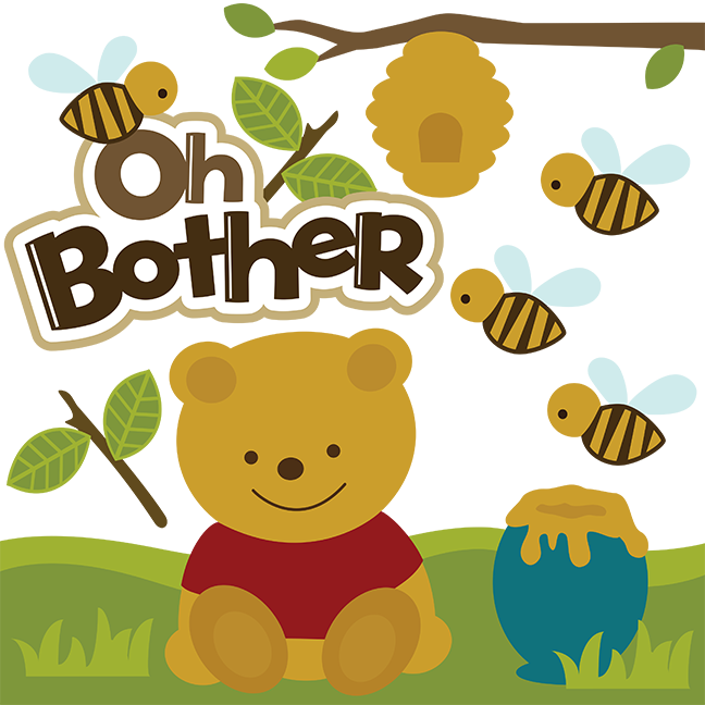 Bother clipart image library library Oh Bother - SVG Scrapbooking Files   Cuttable Scrapbook SVG Files ... image library library