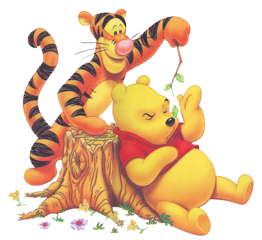 Bother clipart picture royalty free download Pooh Tigger Together Clipart - Clip Art Library picture royalty free download