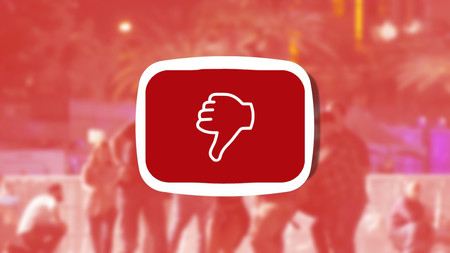 Boton de suscribirse youtube clipart clip black and white stock YouTube se plantea qué hacer con el botón de \'No me gusta\', y ... clip black and white stock