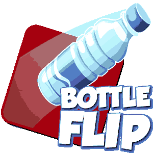 Bottle flip clipart transparent graphic free stock Bottle Flip 2 - Game Vui 2019 graphic free stock