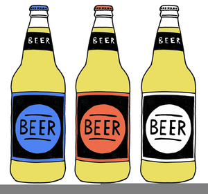 Bottle images free clipart svg free Free Clipart Of Beer Bottles | Free Images at Clker.com - vector ... svg free