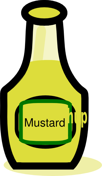Bottle of mustard clipart vector royalty free download Free Mustard Cliparts, Download Free Clip Art, Free Clip Art on ... vector royalty free download