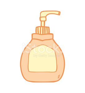 Bottle of soap clipart svg library library Liquid Soap Bottle premium clipart - ClipartLogo.com svg library library