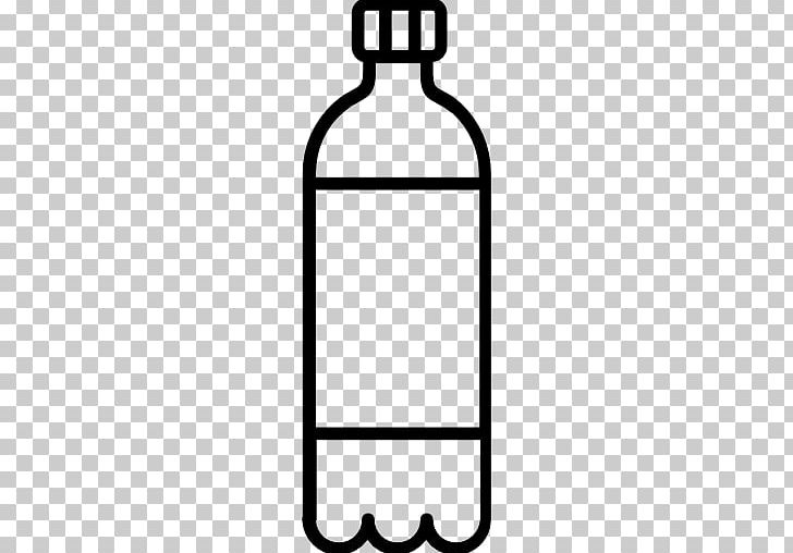 Bottled water symbol clipart