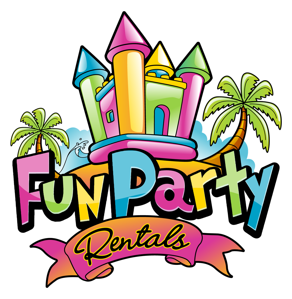 End of school party clipart free download Party Rentals - Inflatable Bounce House for Rent - Orlando Fun Party free download