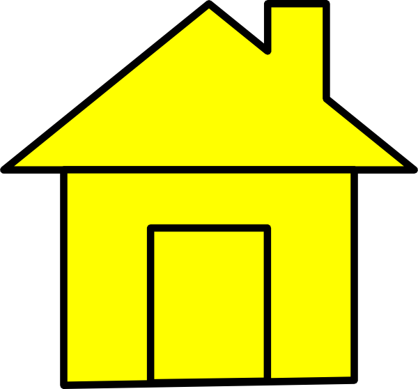 House and yard clipart clip art free Cute House Clipart.  clip art free