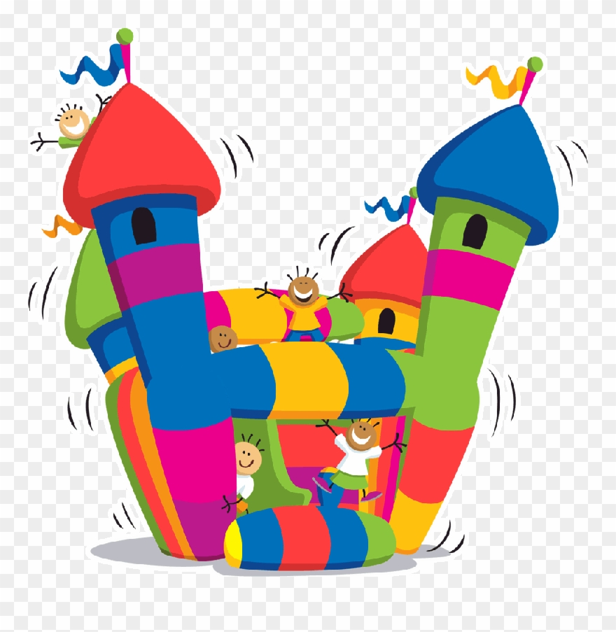 Free bouncy castle clipart picture free download Bouncy Castle Clip Art Free - Bouncy Castle Transparent Background ... picture free download
