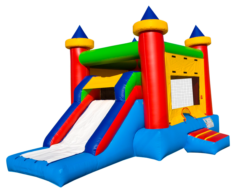 Jump house clipart jpg library download Bounce House Clip Art jpg library download