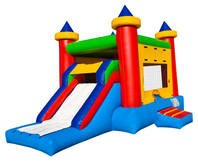 Bounce house castle clipart image free download Bounce House Clip Art image free download