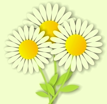 Bouquet of daisies clipart picture black and white download Daisy bouquet clipart kid - Cliparting.com picture black and white download
