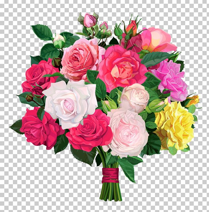 Bouquet of roses clipart graphic black and white library Flower Bouquet Rose PNG, Clipart, Annual Plant, Artificial Flower ... graphic black and white library