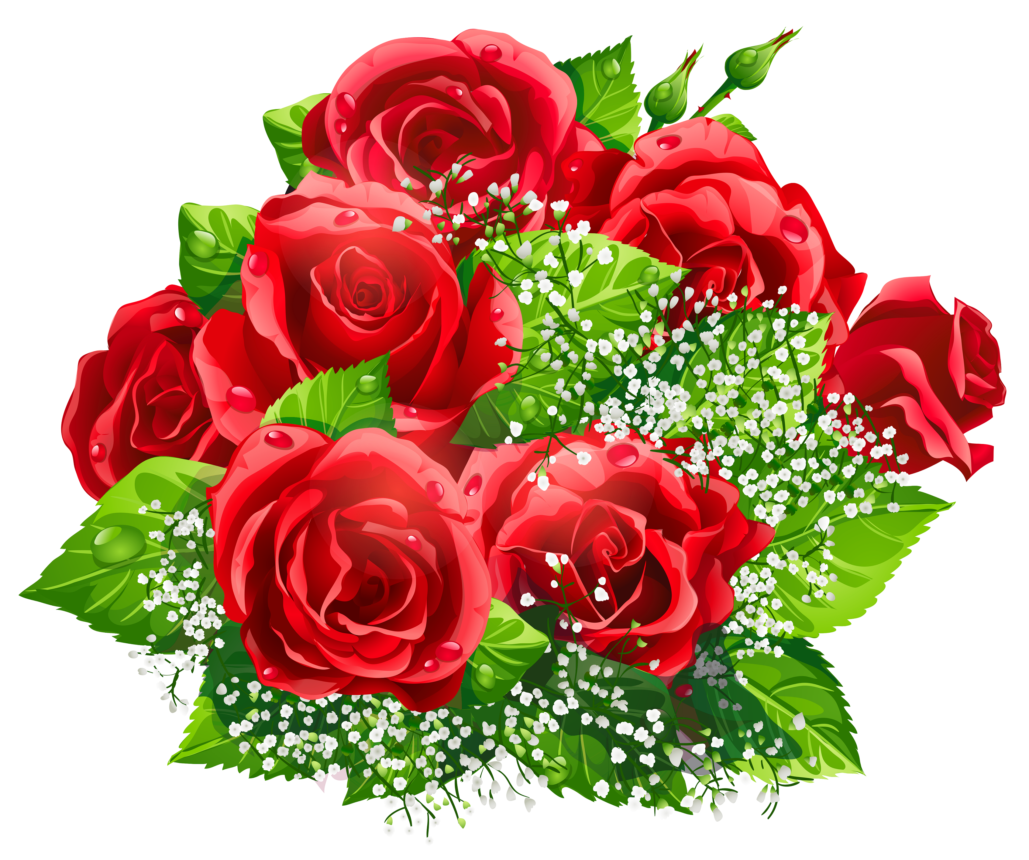 Bouquet of roses clipart clipart download Red Roses Bouquet clipart   Clip Art Everyday for Cards ... clipart download