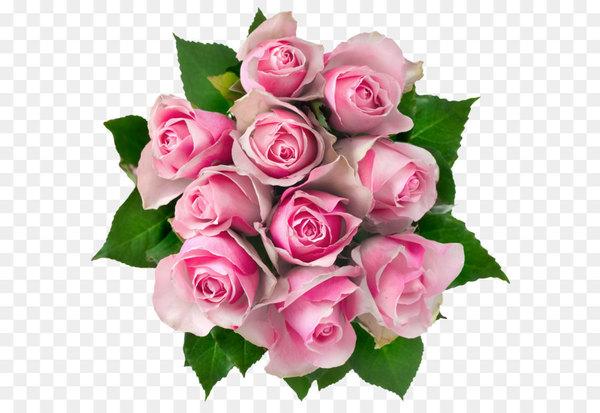 Bouquet roses clipart vector free Flower bouquet Rose Pink Clip art - Transparent Pink Roses Bouquet ... vector free