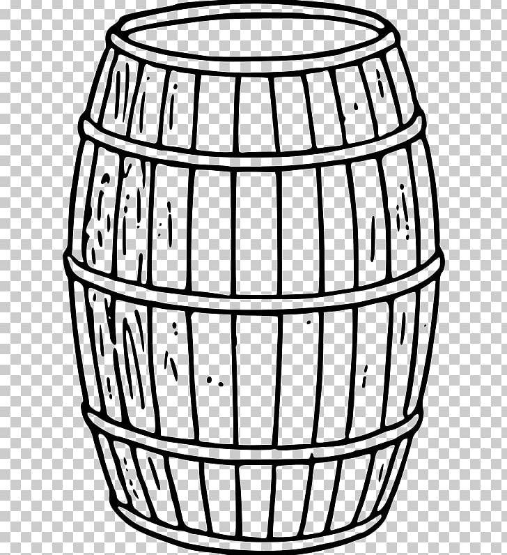 Bourbon barrel clipart svg black and white stock Barrel Drawing PNG, Clipart, Area, Barrel, Basket, Black And White ... svg black and white stock