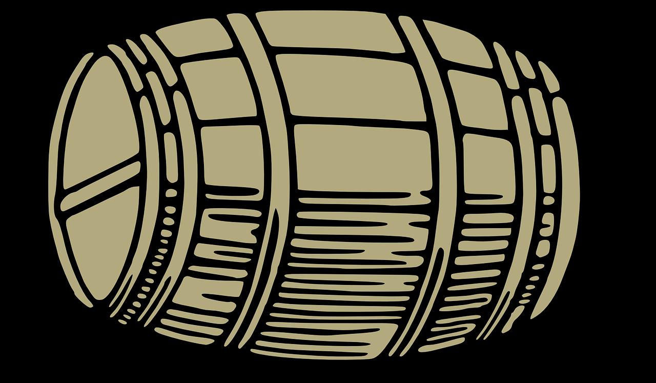 Bourbon barrel clipart jpg black and white download HD Barrel Wooden Keg Cask Wine Png Image - Barrel Of Wine Clipart ... jpg black and white download