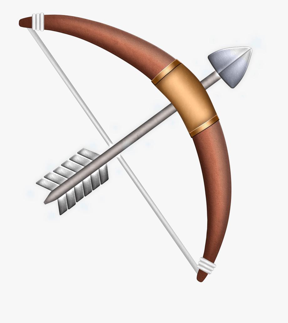 Cartoon bow and arrow clipart jpg free Black Arrow Hunting Clipart - Transparent Bow And Arrow Cartoon ... jpg free