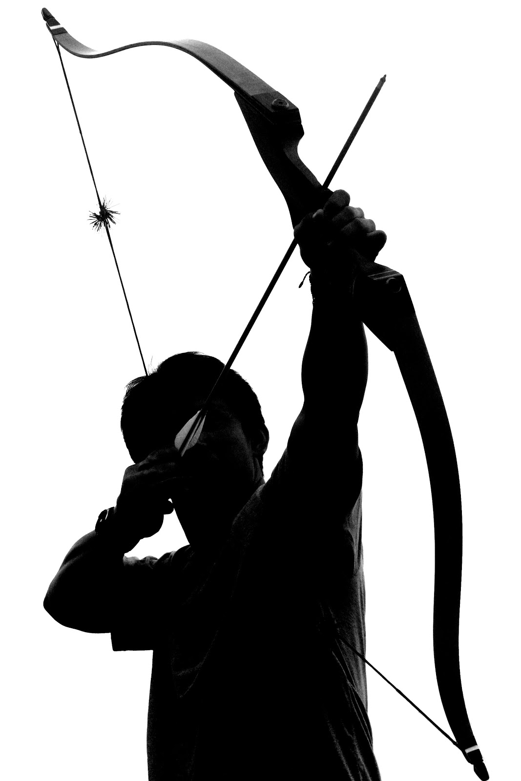Bow and arrow images clip art png black and white download Bow and arrow archery clipart - Clipartix png black and white download