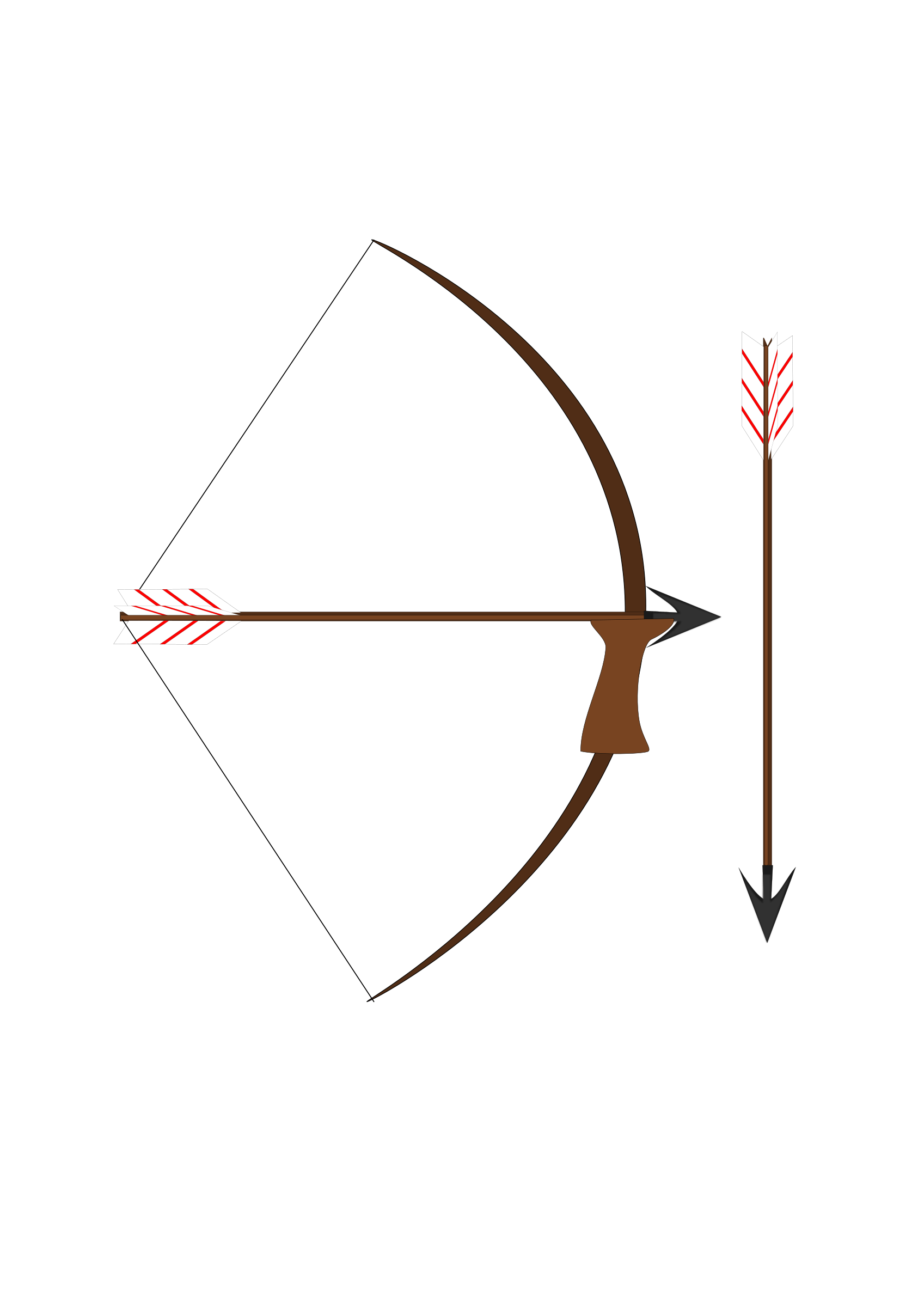 Bow and arrow images clip art image freeuse Clipart - Bow and arrow image freeuse