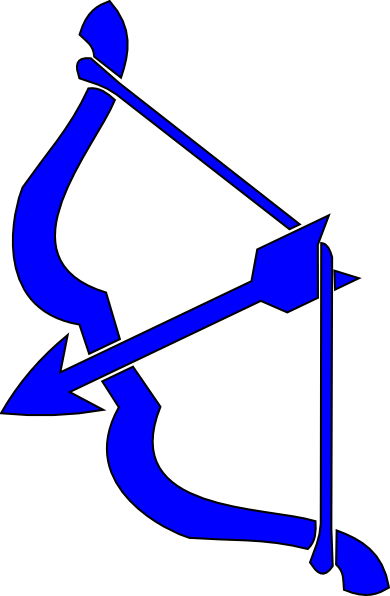 Bow arrow clip art stock Bow And Arrow Clipart - Clipart Kid stock