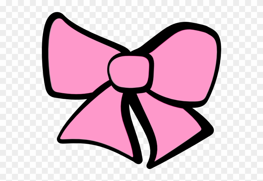Bow clipart graphic royalty free Cheer Bow Clipart - Girls Hair Bow Clip Art - Png Download (#4545 ... graphic royalty free