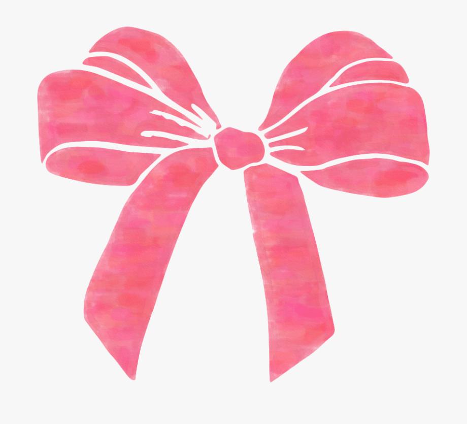 Bow clipart transparent background clipart download Pink Bow Clipart Free - Transparent Background Hair Bow Clipart ... clipart download