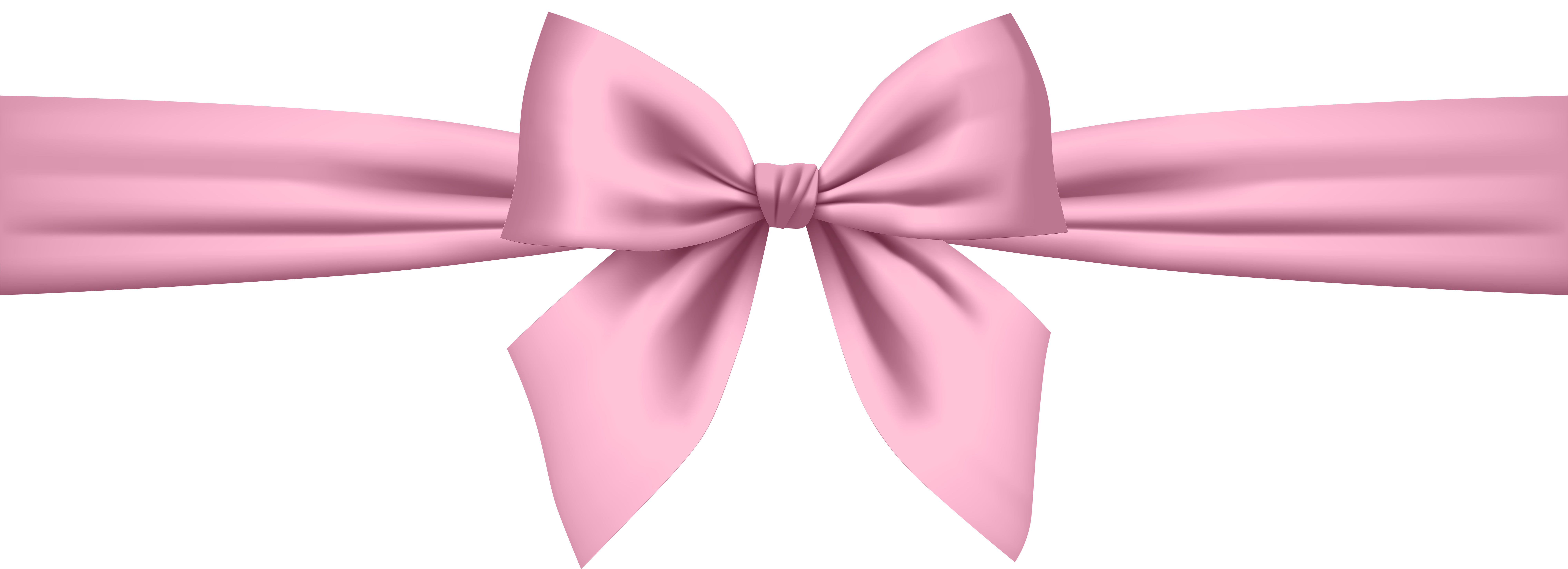 Bow png clipart vector transparent Soft Pink Bow Transparent PNG Clip Art | Gallery Yopriceville ... vector transparent