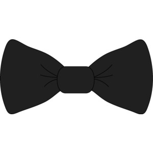 Bow tie black and white clipart picture Necktie Clipart   Free download best Necktie Clipart on ClipArtMag.com picture