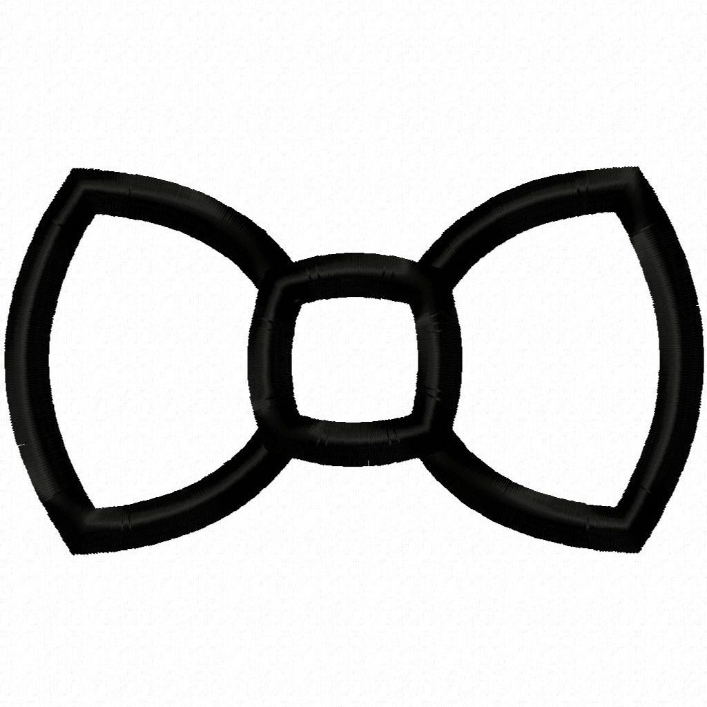 Baby bow tie clipart black and white picture free download Free Bow Tie Clipart, Download Free Clip Art, Free Clip Art on ... picture free download