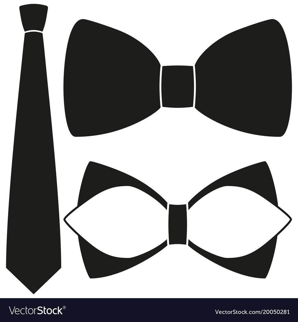 Bow tie vector clipart clip art library library Icon poster man father dad day classic tie bowtie clip art library library