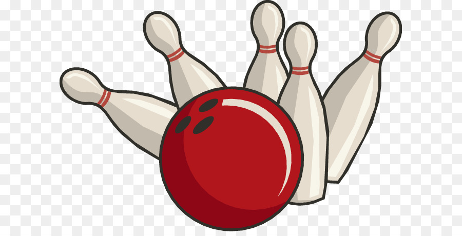 Ten bowling pins clipart clip art royalty free stock Bowling Ball png download - 667*451 - Free Transparent Bowling png ... clip art royalty free stock