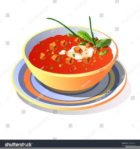 Bowl chili clipart svg Bowl Of Chili Clipart Free | Free Images at Clker.com - vector clip ... svg