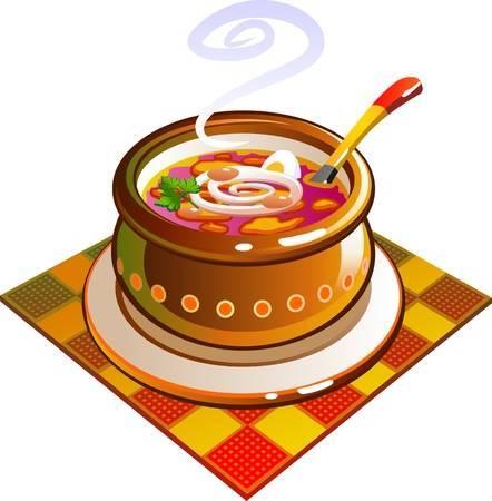 Bowl chili clipart banner freeuse stock Chili bowl clipart 6 » Clipart Portal banner freeuse stock