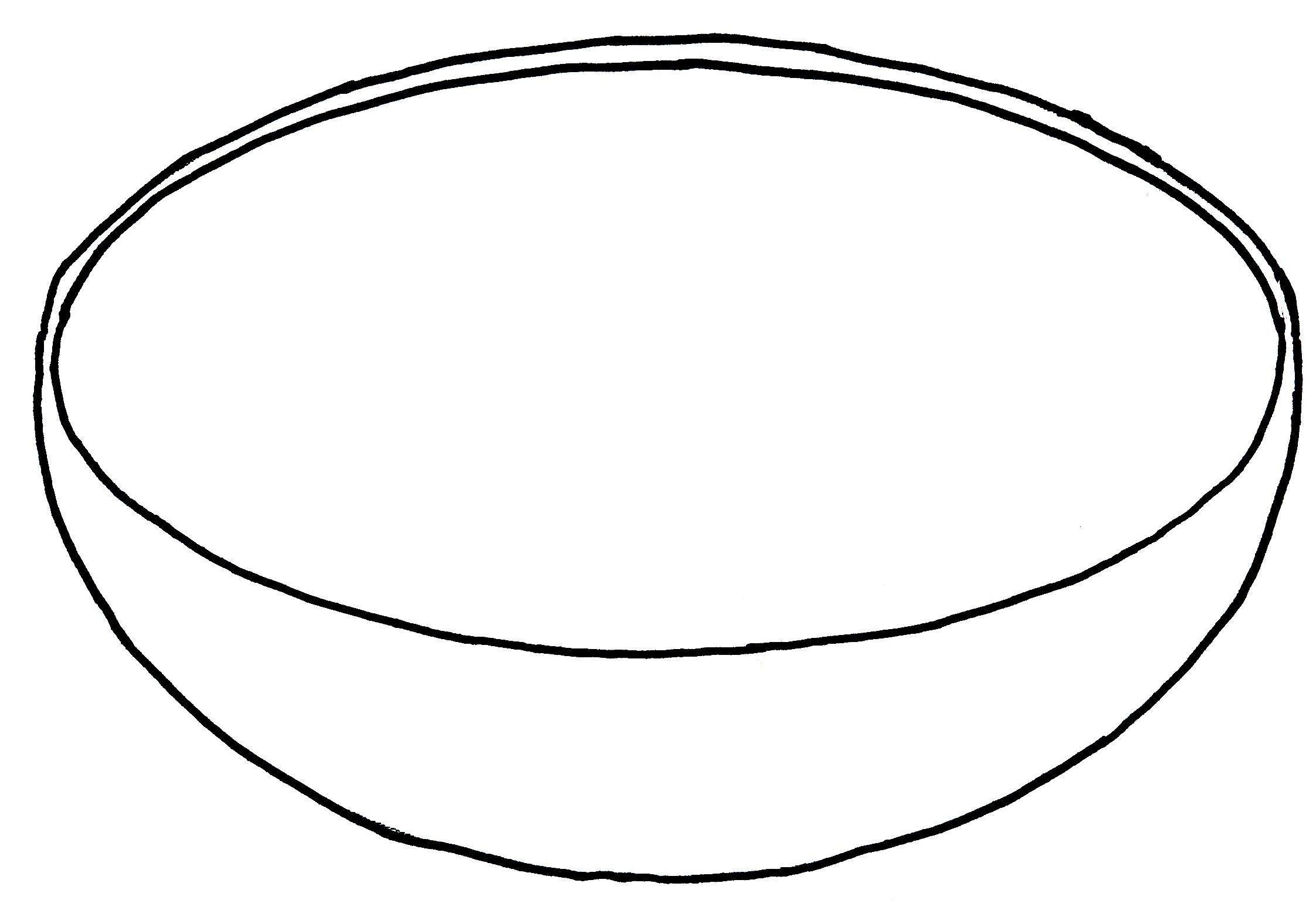 Bowl clipart black and white clip transparent download Bowl clipart black and white 2 » Clipart Portal clip transparent download