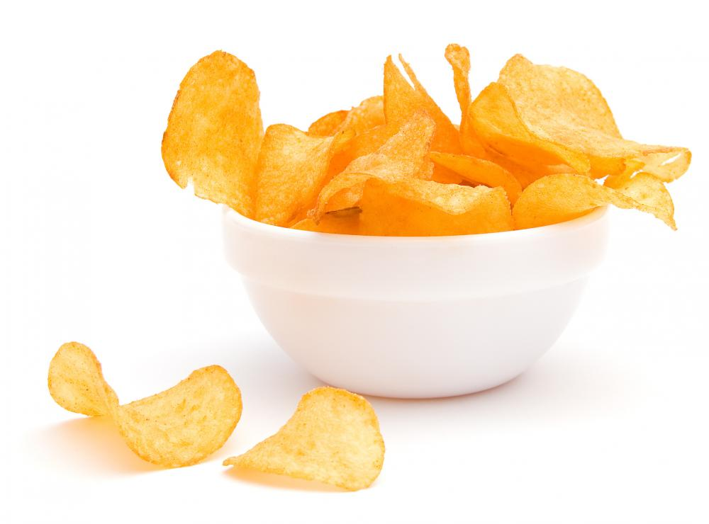 Bowl of chips clipart png