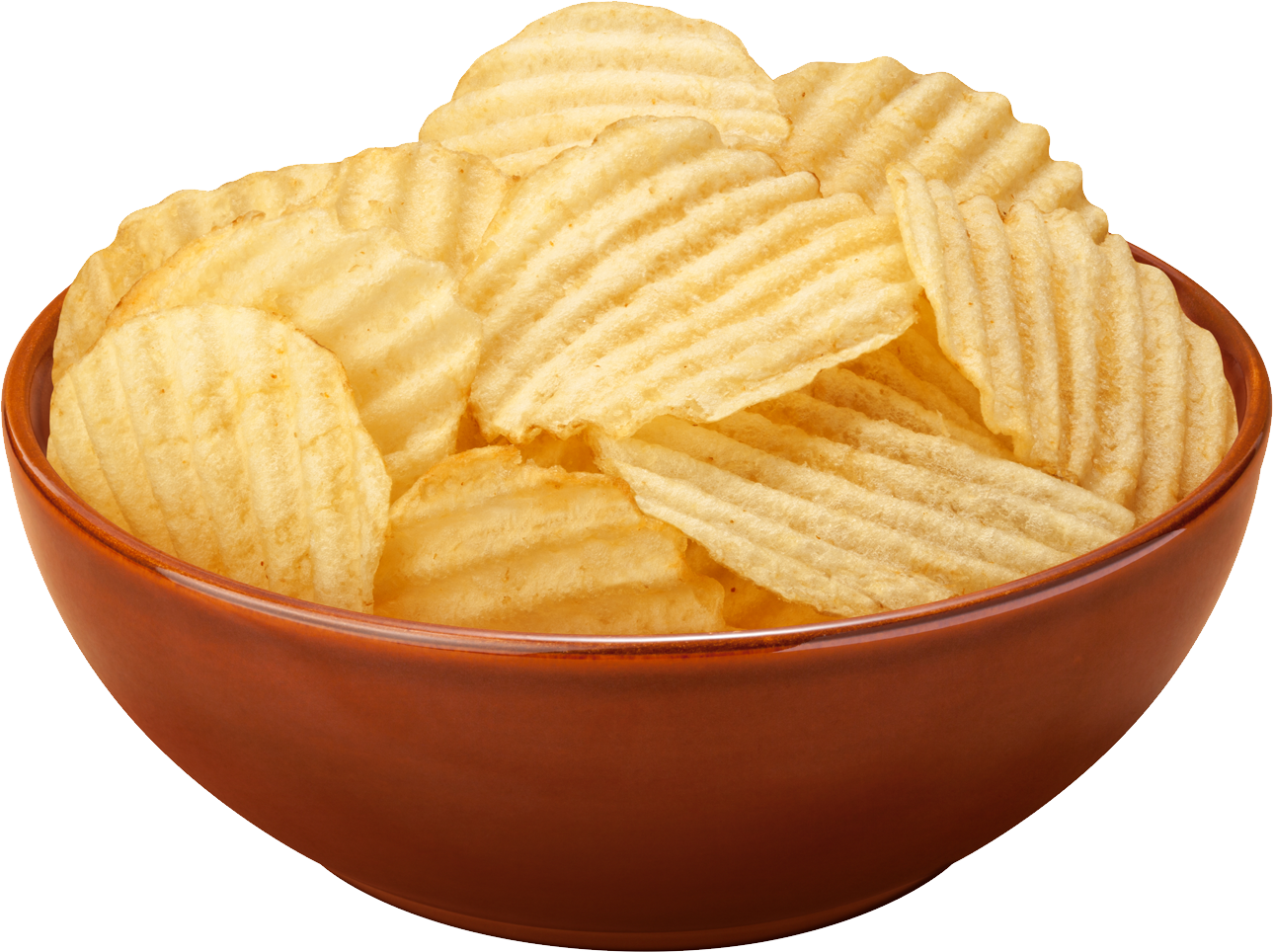 Bowl of chips clipart png image free download Potato Chips Png - Bowl Of Potato Chips Png , Transparent Cartoon ... image free download