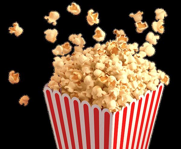 Bowl of popcorn clipart image transparent stock Popcorn Bowl Png Clipart 15 image transparent stock