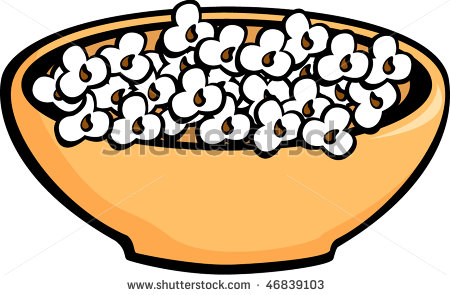 Bowl of popcorn clipart picture free library Popcorn Bowl Clipart | Free download best Popcorn Bowl Clipart on ... picture free library