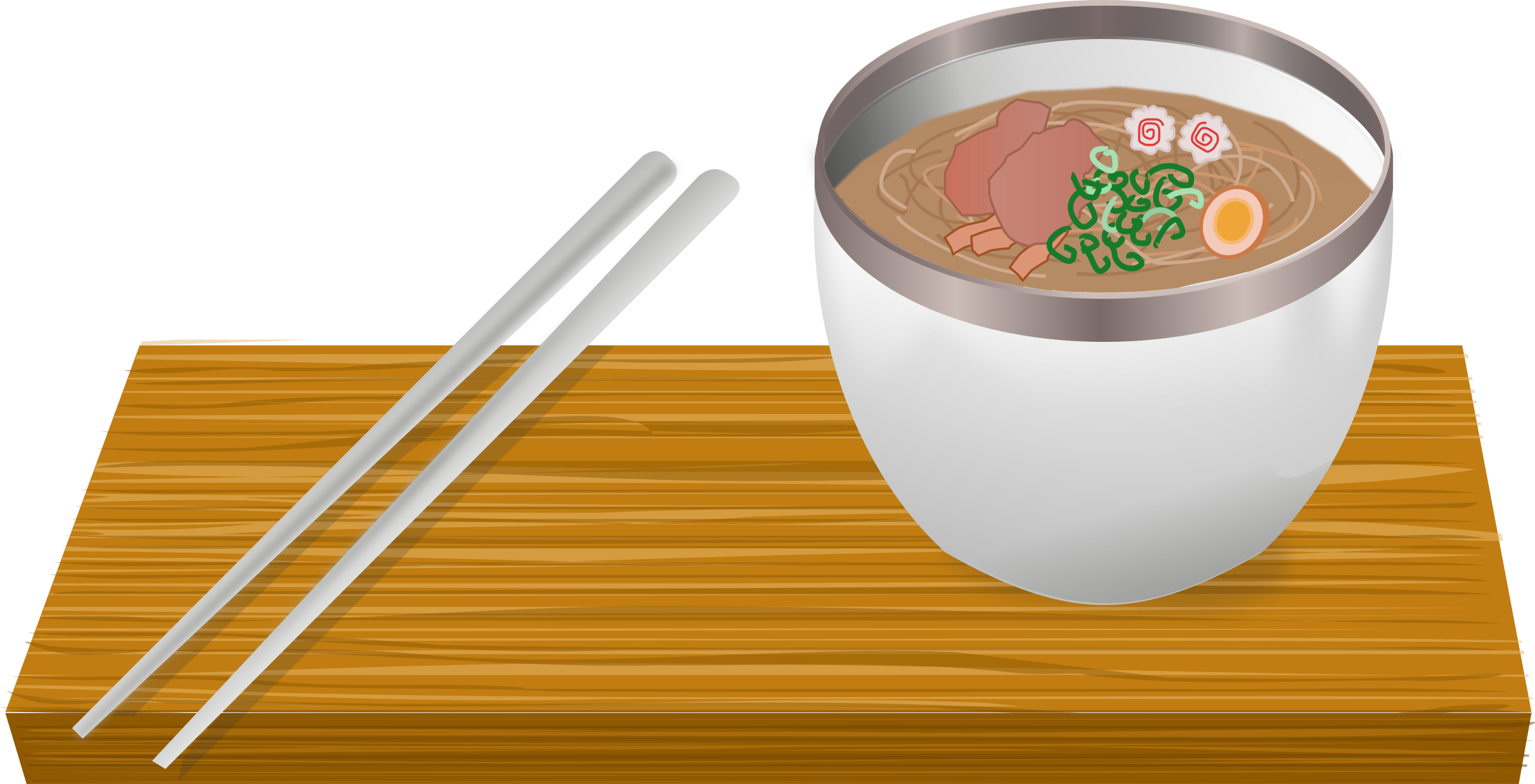 Bowl with money under it clipart clip library Clipart - Ramen Bowl clip library