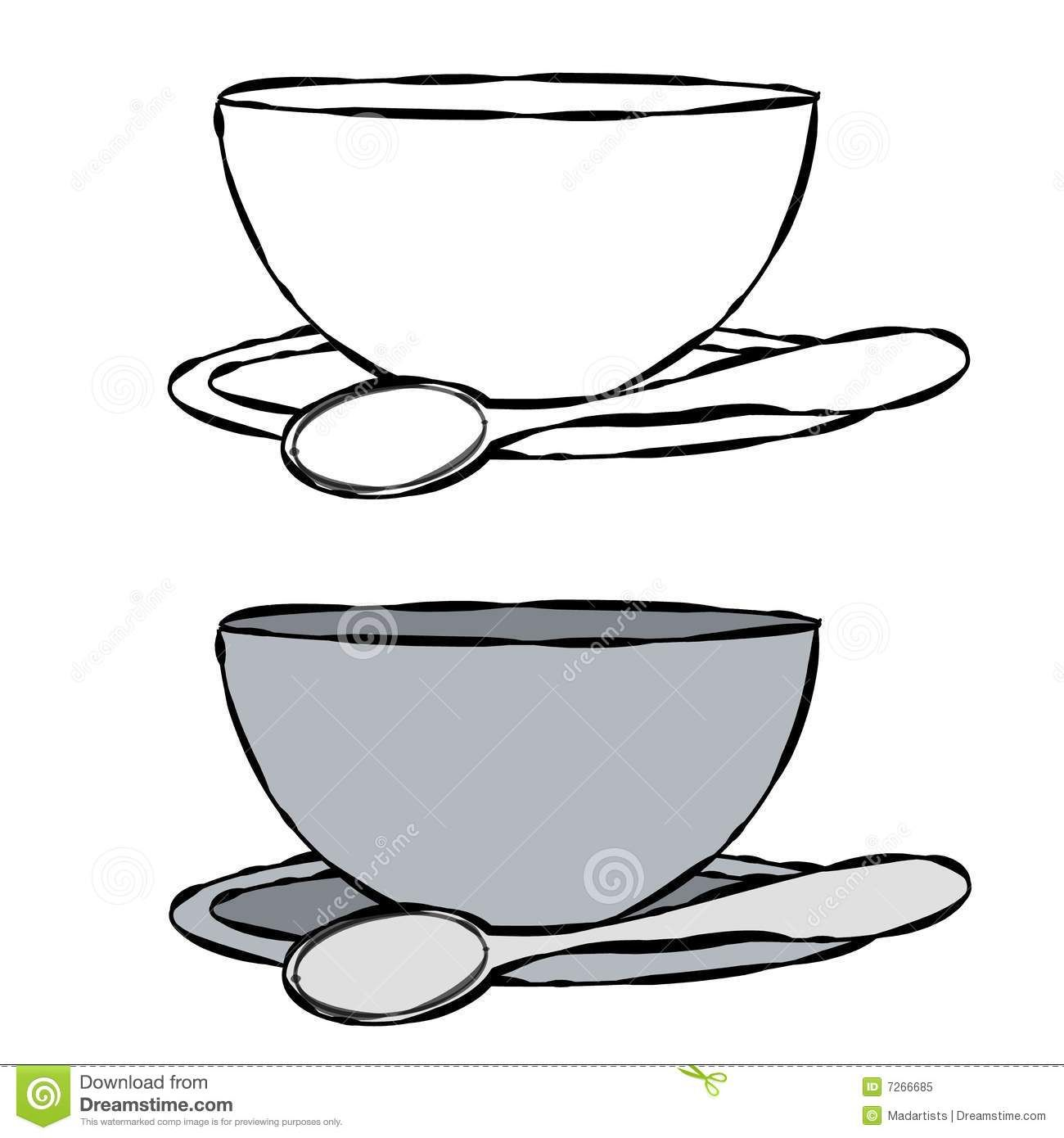 Bowl with spoon clipart clipart black and white Spoon clipart black and white ...   ART   Clipart black, white, Clip ... clipart black and white