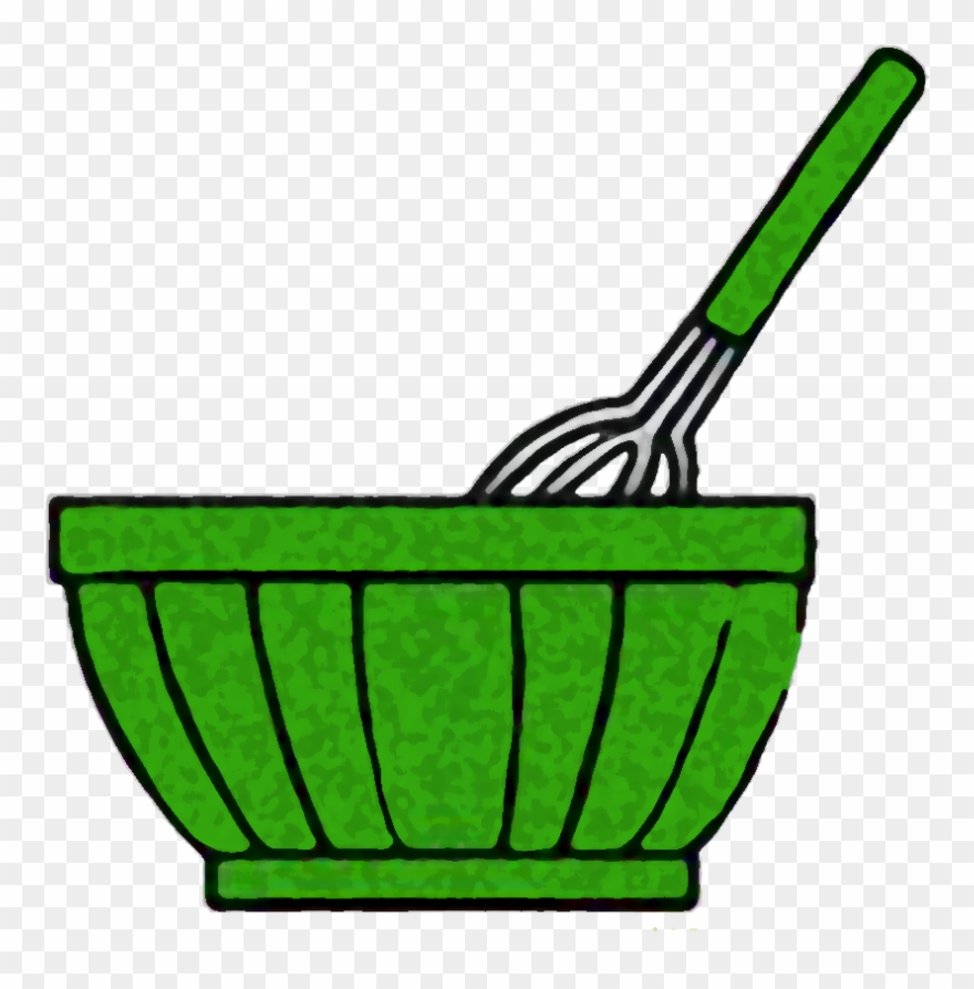 Bowl with spoon clipart clip art library stock I Am Well On My Way To Completing Two More Units And - Mixing Bowl ... clip art library stock