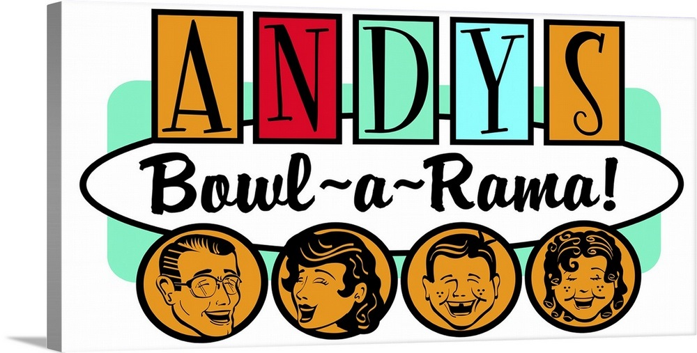 Bowl-a-rama clipart clipart royalty free download Andy\'s Bowl-a-Rama clipart royalty free download