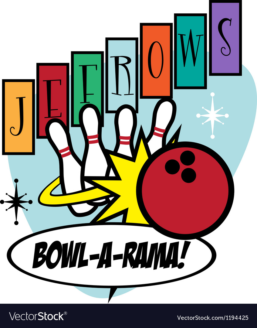 Bowl-a-rama clipart banner transparent library Bowlarama banner transparent library