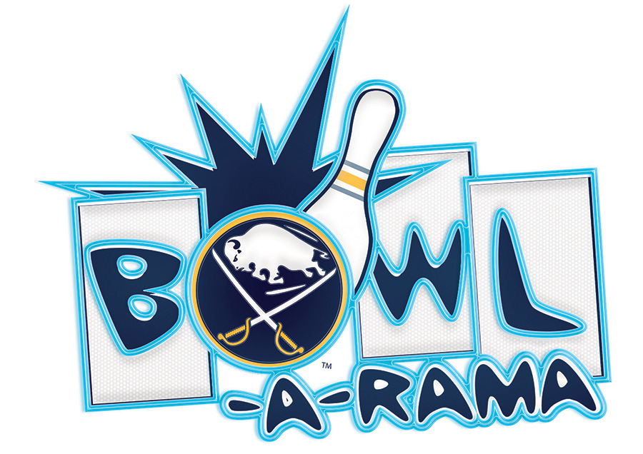 Bowl-a-rama clipart graphic transparent stock Dave & Adam\'s takes part in Buffalo Sabres Bowl-A-Rama charity event ... graphic transparent stock