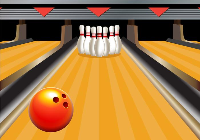 Bowling alley clipart clipart black and white stock Bowling alley clipart 6 » Clipart Station clipart black and white stock