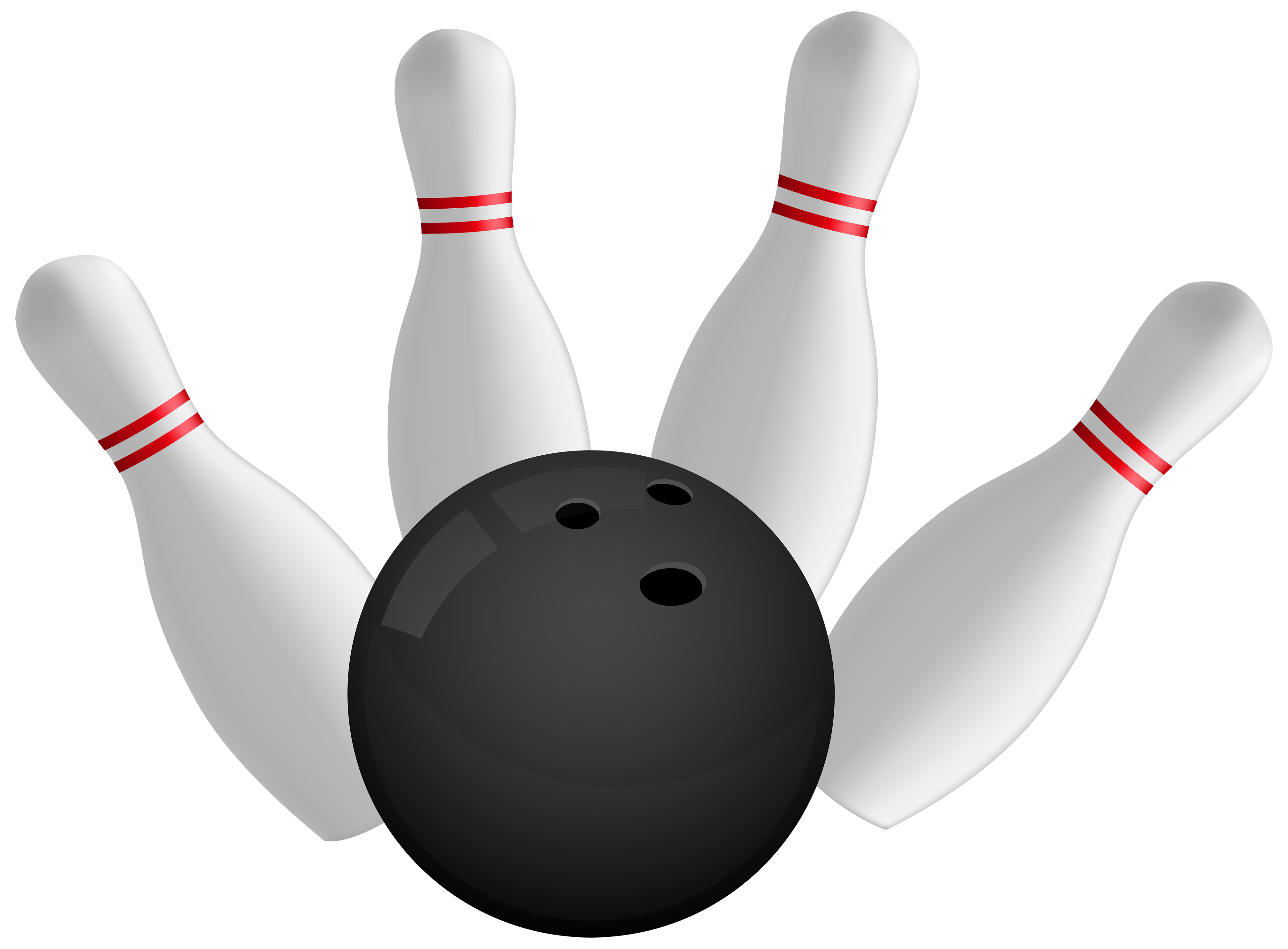 Bowling clipart transparent background svg transparent Bowling Ball and Pins PNG Clipart - Best WEB Clipart svg transparent