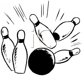 Bowling ball with flames and pins clipart black and white freeuse Bowling Free Clipart | Free download best Bowling Free Clipart on ... freeuse