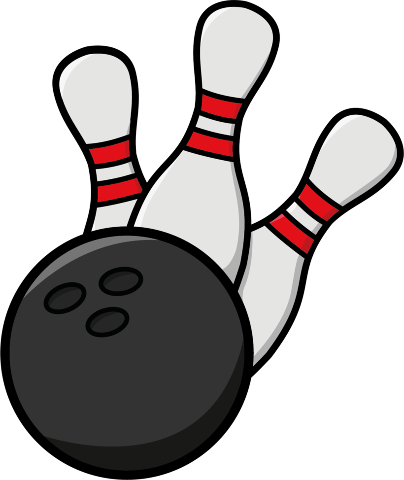 Christmas bowling clipart svg free library 28+ Collection of Ten Pin Bowling Clipart Free | High quality, free ... svg free library