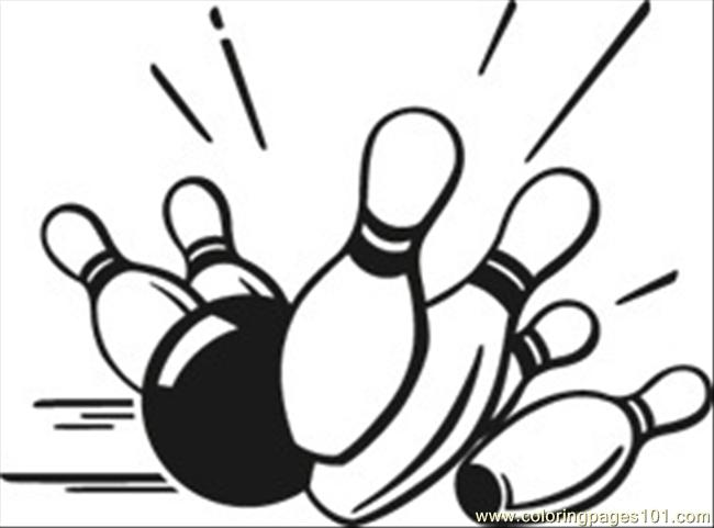 Bowling free clipart svg black and white stock 58+ Free Bowling Clipart | ClipartLook svg black and white stock
