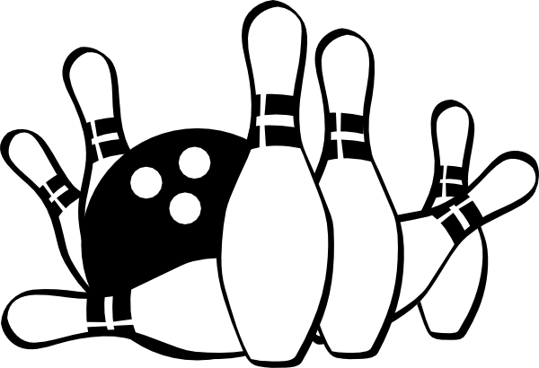 Bw clipart woman bowling freeuse stock Bowling Pictures Free | Free download best Bowling Pictures Free on ... freeuse stock